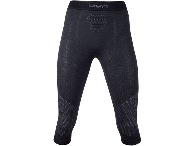 UYN Fusyon UW Undertøj Damer, black/anthracite/anthracite